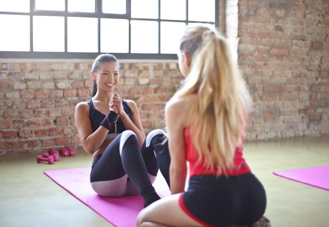 allenamento funzionale per le gambe