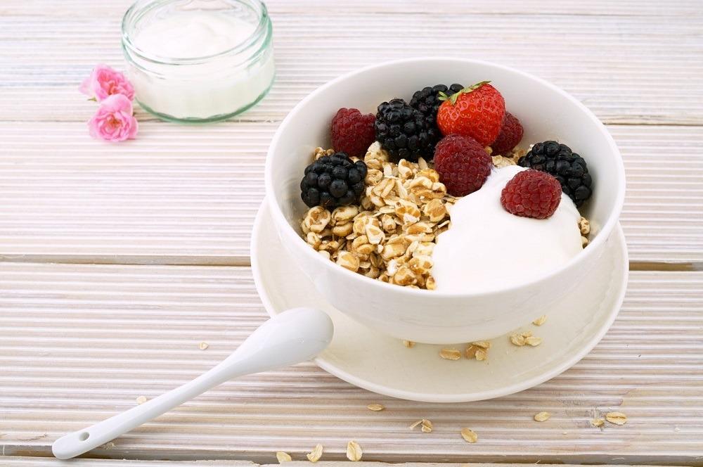 brufoli yogurt nell'alimentazione