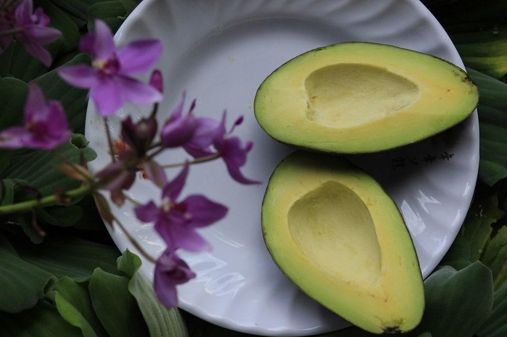 eliminare aria nella pancia avocado