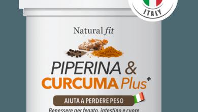 Photo of Piperina e Curcuma Plus per Dimagrire velocemente in modo Naturale