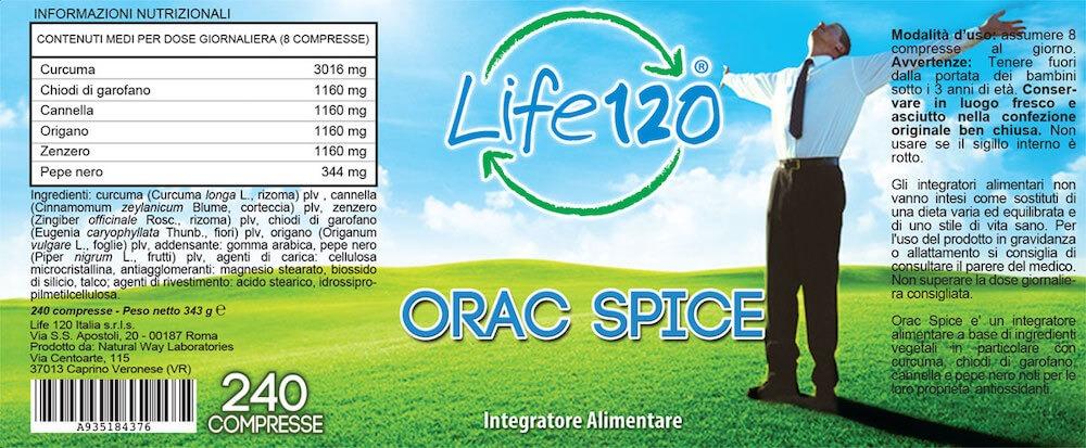 Orac Spice