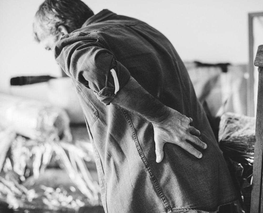 crampi affaticamento muscolare
