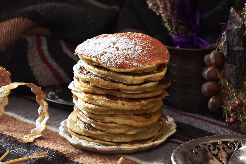 Ricette di pancake Life 120