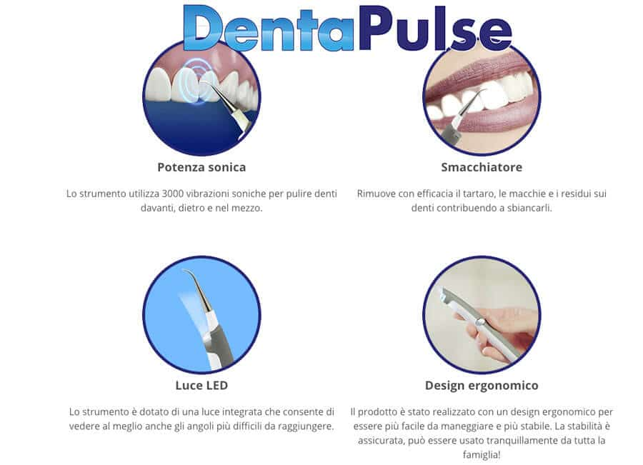 come funziona denta pulse