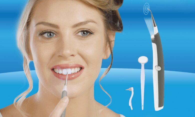 ablazione del tartaro con denta pulse
