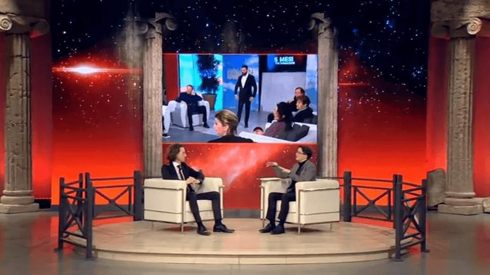 """""""5 mesi per rinascere"""" di Adriano Panzironi"""