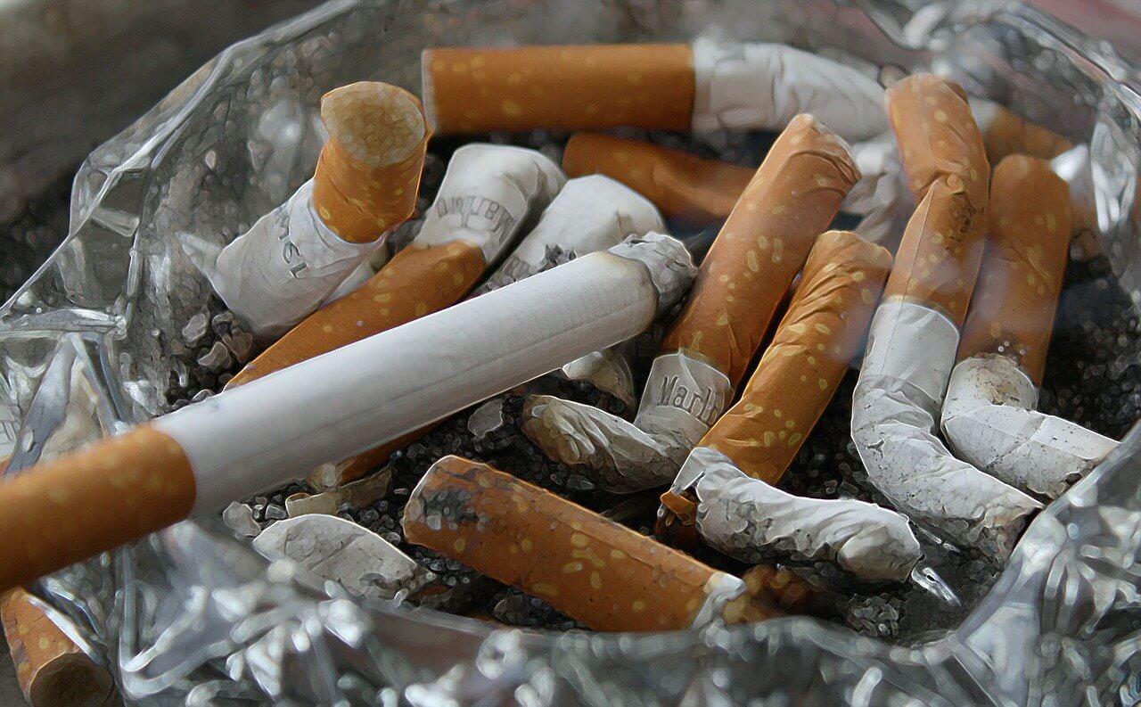 smettere di fumare di colpo
