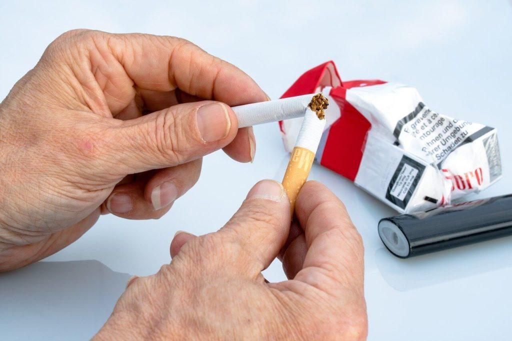 basta fumare