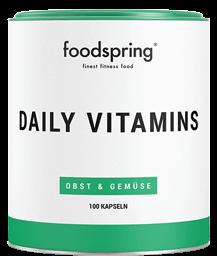 daily vitamins