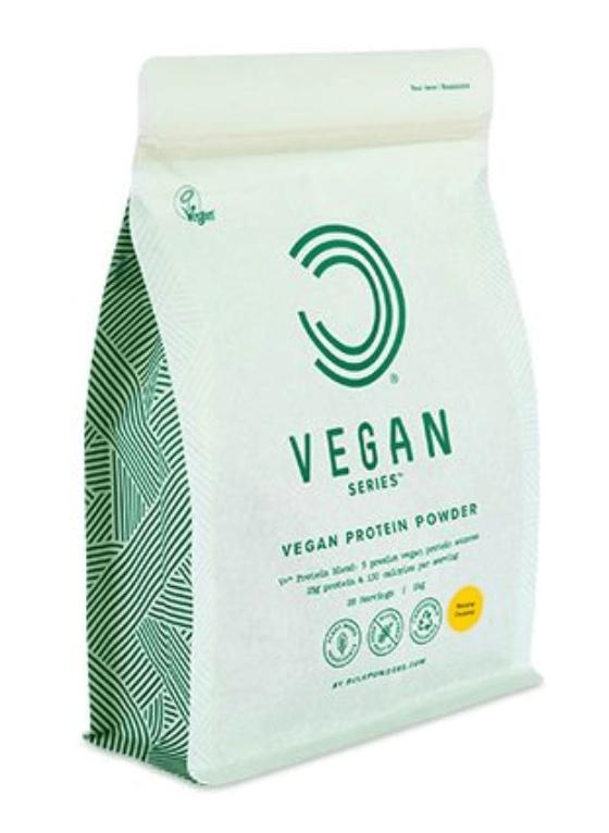 proteine in polvere vegane bulk powders