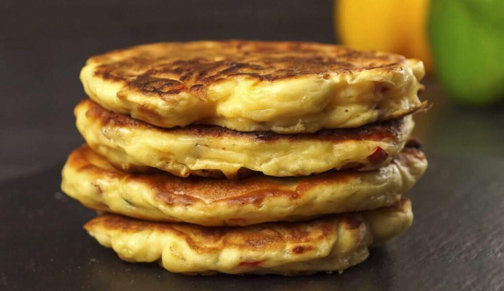 cottura perfetta dei pancakes proteici