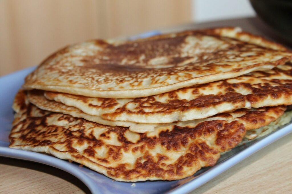 come condire i pancake proteici