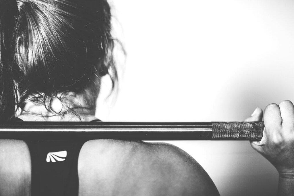 massa muscolare donna