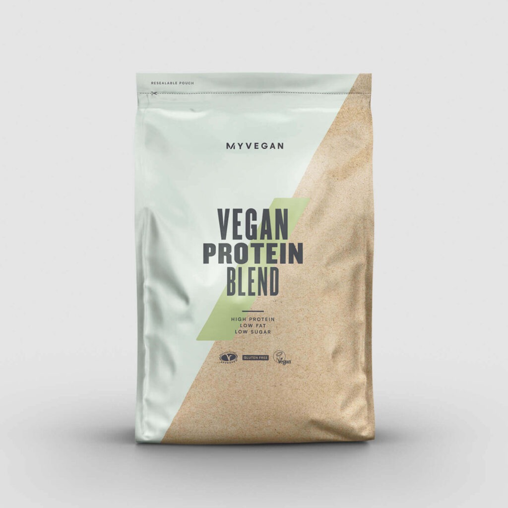 proteine vegan myprotein