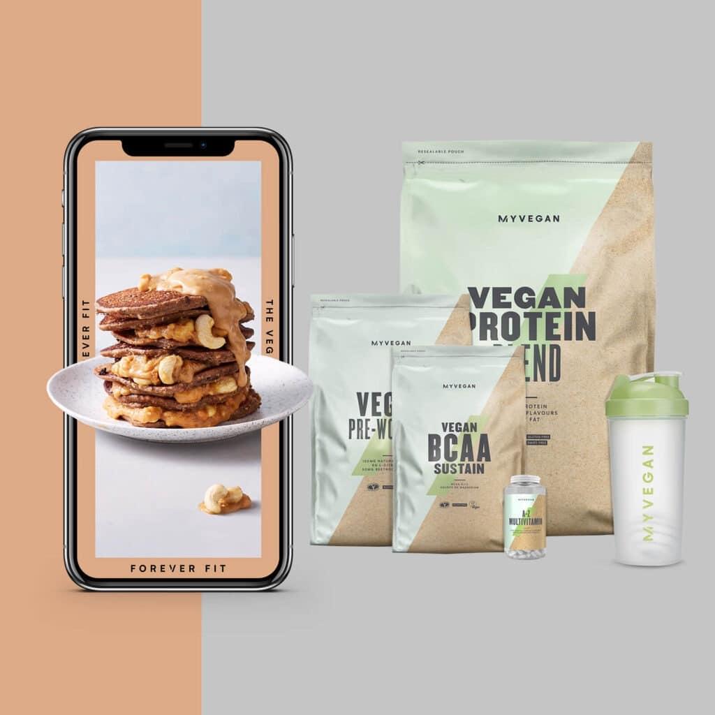 myprotein alimentazione vegana