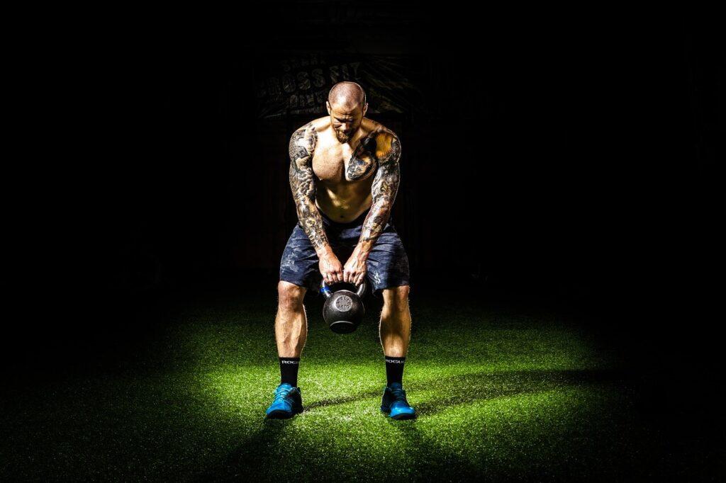 barrette proteiche per l'allenamento di forza