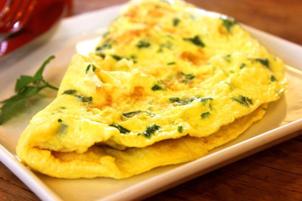 frittata d'uova