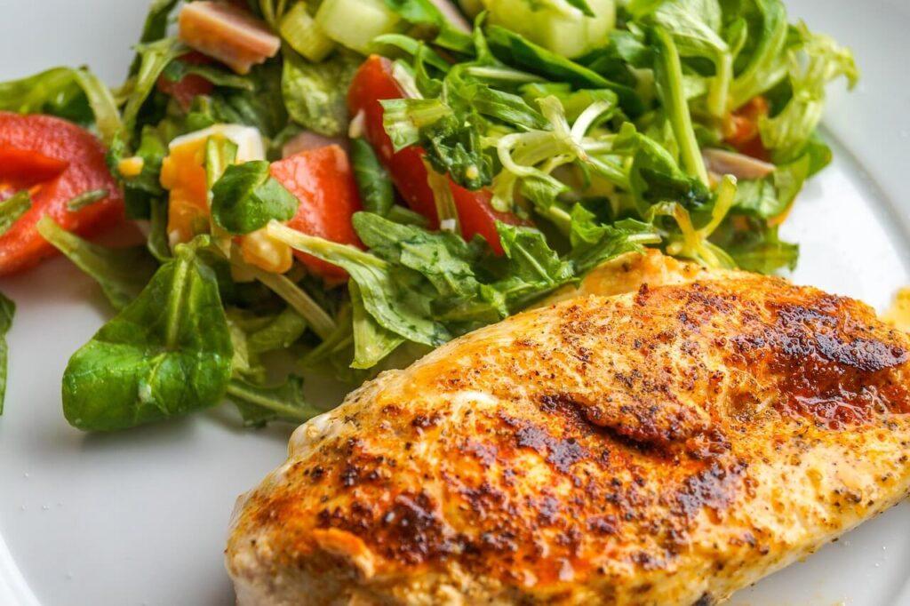 alimentazione sana per dimagrire le braccia