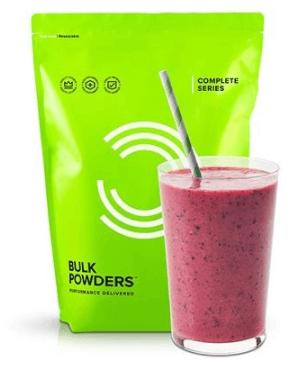 bulk powders frullato prima colazione