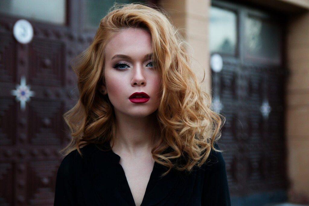 capelli di donna