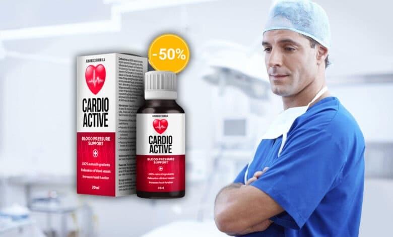 cardioactive recensione