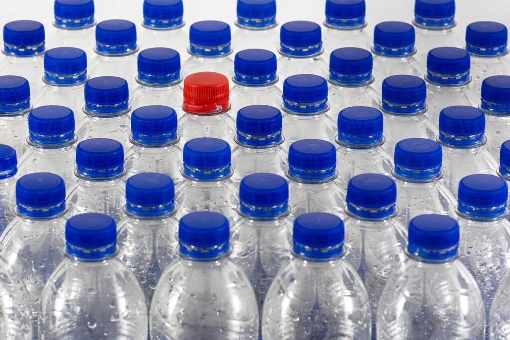 plastica con BPA