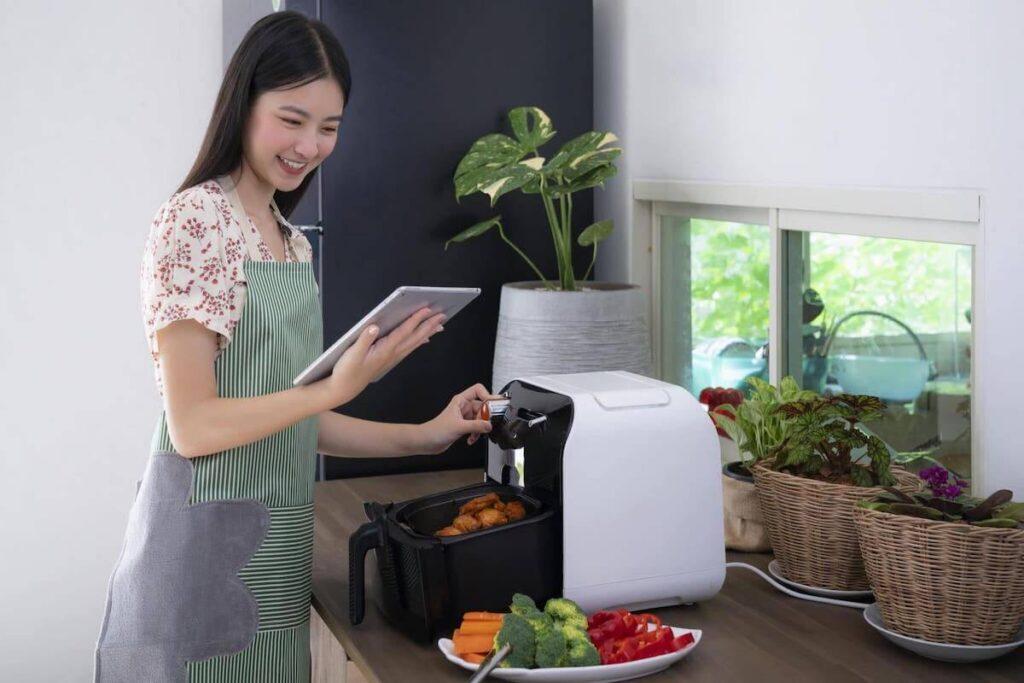 scelta della friggitrice ad aria